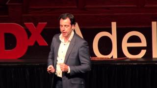 How do we protect our children from the unspeakable? | Luke Broomhall | TEDxAdelaide