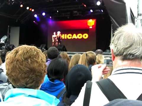 West End Live 2011 - Hot Honey Rag/Finale (Chicago) - Debbie Kurup and Sarah Soetaert