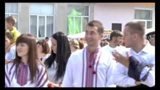 """ХОДТРК """"Поділля-центр"""" Красилів- день міста"""