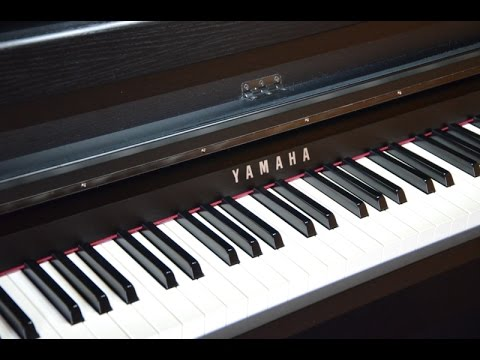 yamaha clavinova clp 585 sound demo yamaha cfx. Black Bedroom Furniture Sets. Home Design Ideas