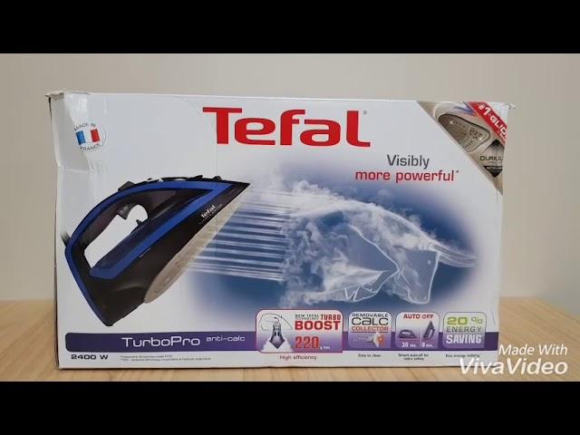 T-fal FV5616Q0 T-Fal/Turbo Pro Airglide Autoclean/Fv5616Q0