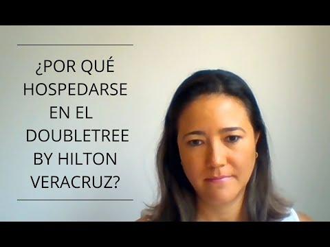 ¿Por qué hospedarse en el Doubletree By Hilton Veracruz?