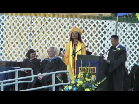 2016 - Millikan High School - Best Graduation Speech EVER!