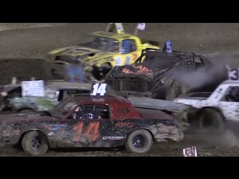 Antelope Valley Fair Figure 8 Racing