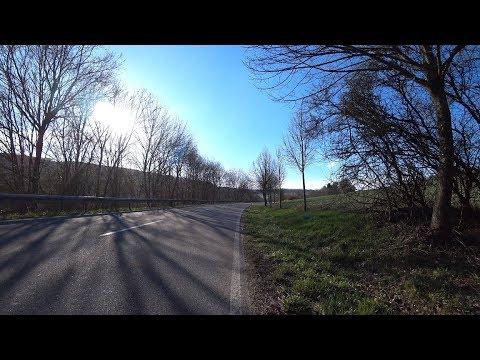 120 Minute Virtual Cycling Fatburning Workout Germany 2020 Ultra HD Video