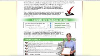 How to make money online fast with surveys