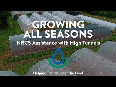 NRCS: High Tunnels