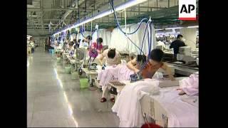 China Textile Association comment on export quotas