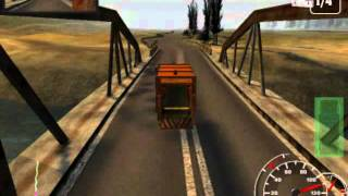 TRUCKER IS A TRUCK DRIVING GAME part 1