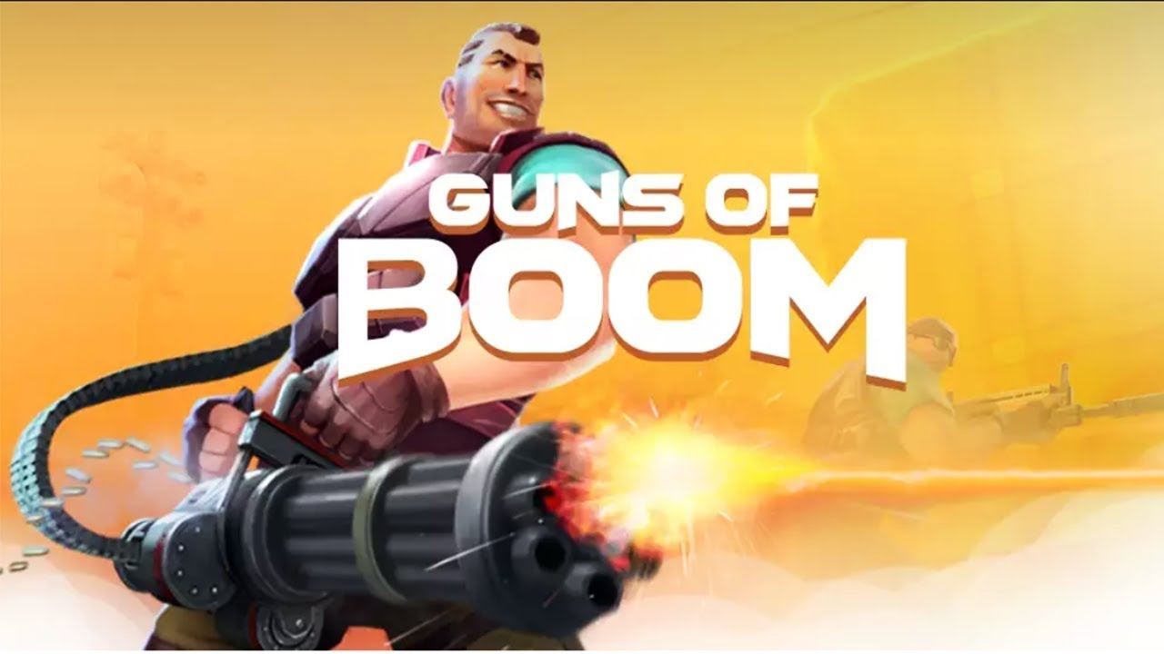 Image result for guns of boom