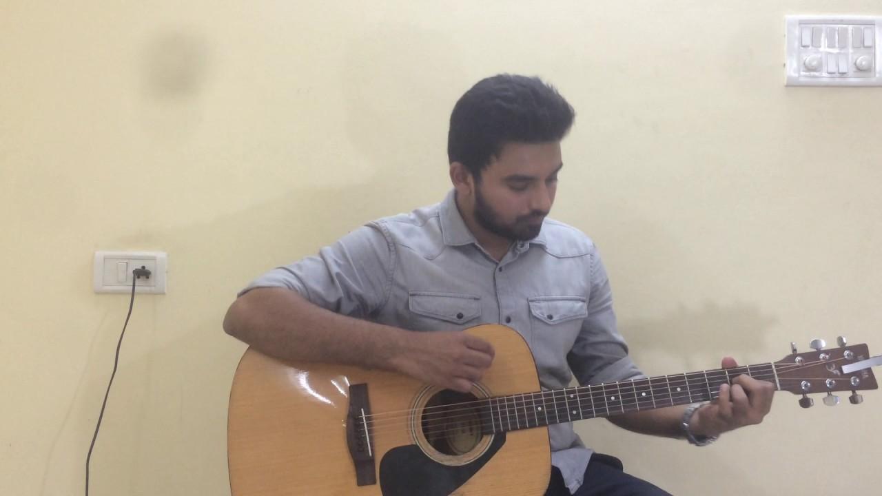 Aye Zindagi Gale Laga Le Guitar Cover Arijit Singh Kamal Hasan