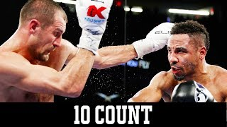 Andre Ward beats Sergey Kovalev in rematch - 10 Count