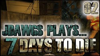 7 Days To Die LP w/ J_Dawgs - EP 2 - The Chase Is On