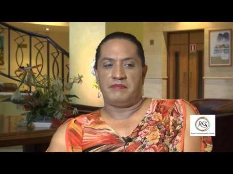 CHOGM 2015 -  Joleen Mataele on LGBTI rights
