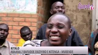 Abaana 7 bafudde ekiziyiro e Kitenga