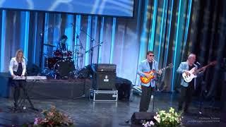ВИА Синяя птица на сцене ЦКД Парус города Советска