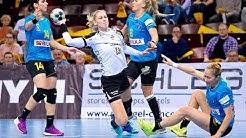 Komplettes Spiel: EHF-Cup / SG BBM Frauen vs. Byasen Trondheim