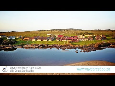 Wavecrest Beach Hotel & Spa Accommodation Wild Coast South Africa