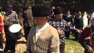 Малочисленные народы России. Абазины.