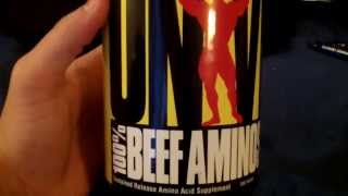 Universal Beef Aminos Supplement Review