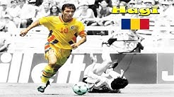 Gheorghe Hagi - ★Dribles ,Passes & Gols / Skills, Assists & Goals★ ★The Best Player From Romania★