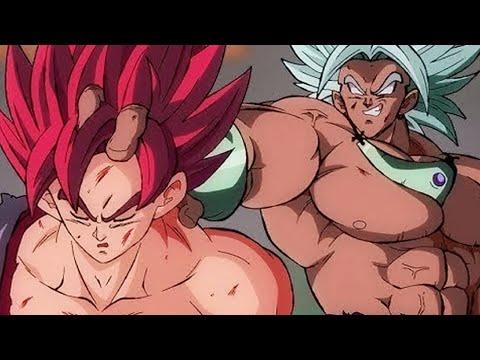 Goku vs Broly | All Forms