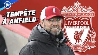 Rien ne va plus pour Liverpool et Jürgen Klopp | Revue de presse
