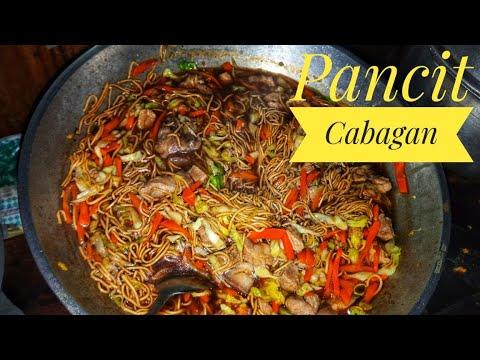 How To Cook Pancit Cabagan Cooking Ep 1 Youtube