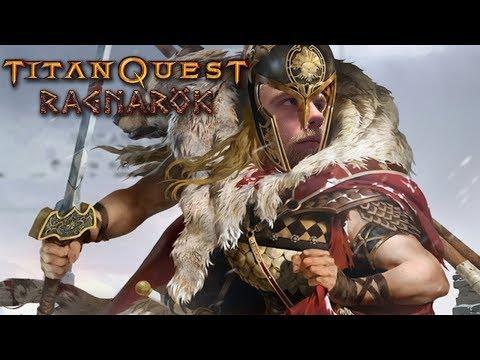 Titan Quest: Ragnarök | New DLC | Game Showcase |