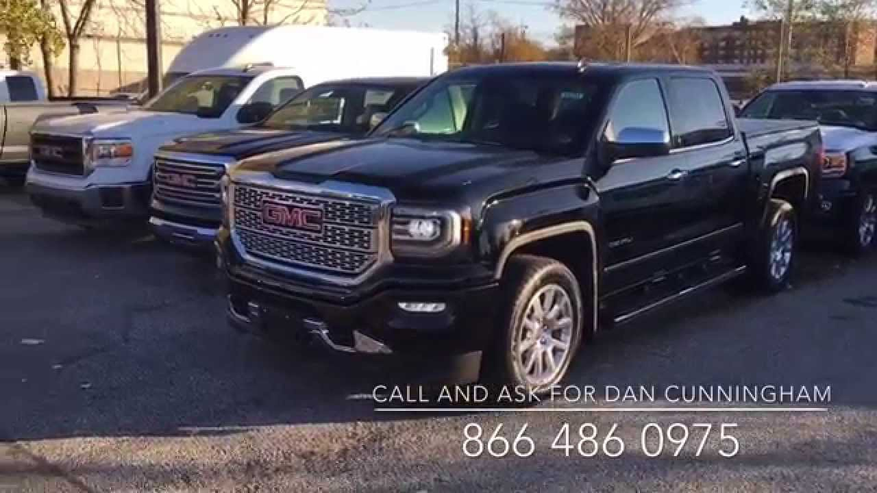 2016 gmc sierra denali for sale in ny near nj ct pa youtube. Black Bedroom Furniture Sets. Home Design Ideas