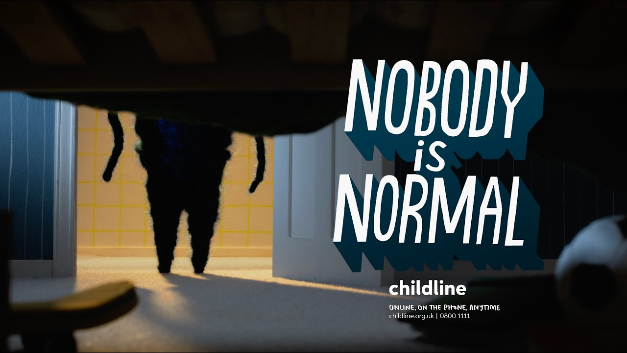 'Nobody is normal' - NSPCC