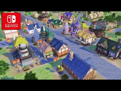 Nelke & the Legendary Alchemists | Atelier Series Facilities and Landmarks | Nintendo Switch