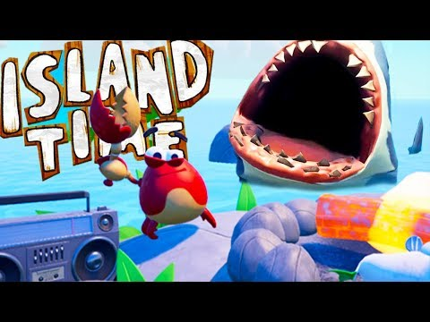 WORST MID-VIDEO DISASTER EVER! RAGEEE - Island Time VR Gameplay - VR HTC Vive Gameplay
