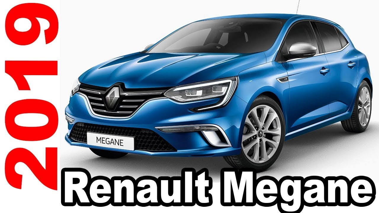 Renault Megane 2019 مواصفات رينو ميجان 2019 Youtube