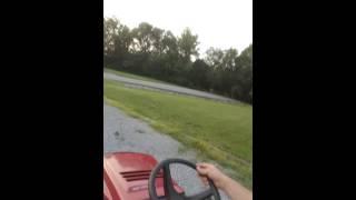 Free Murray riding mower! 42 inch cut mowing machine!