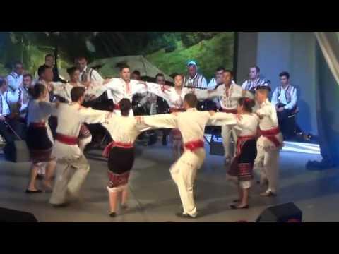 Comuna Harsesti - Formatia de dansuri ,,Doruri de Campie