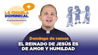 El reinado de Jesús es de amor y humildad