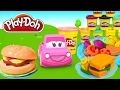 Clever Cars: cartoon for kids & Play-Doh toys.