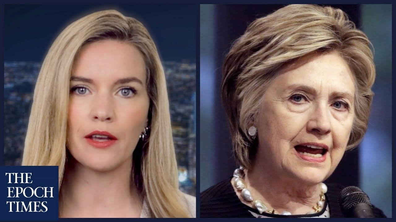 The Epoch News Epoch Times Hillary Clinton's Email Scandal Continues with Huma Abedin In Spotlight