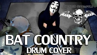 Bat Country Avenged Sevenfold Drum Cover by IXORA