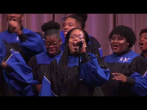 Howard Gospel Choir - When the Saints Go Marching In