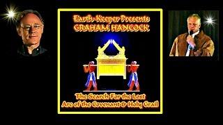 Graham Hancock:Arc of the Covenant, Solomon's Temple & Holy Grail - Brilliant !