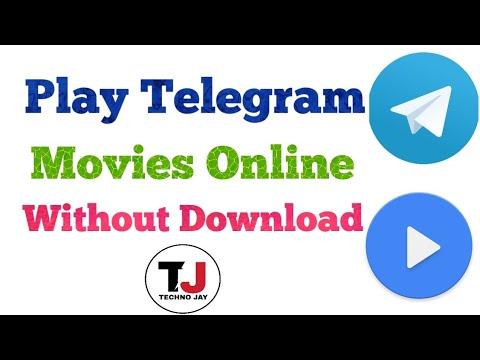 How To Watch Telegram Movies Online || Telegram Movies ऑनलाईन कैसे देखे?