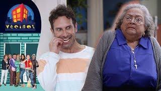 Vecinos, capítulo 7: La vieja de Luisito | Temporada 5 | Distrito Comedia