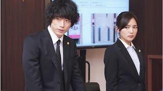イノセンス 冤罪弁護士:第3話 平岳大が病院の工作で罪に 坂口健太郎の...