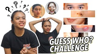 GUESS WHO CHALLENGE