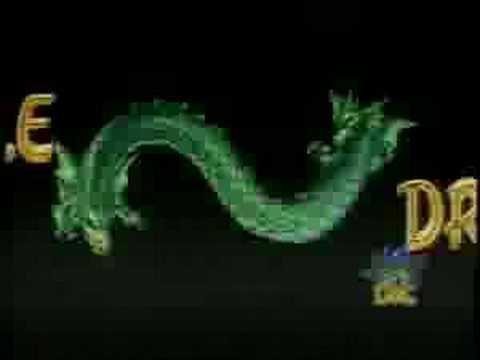 Double Dragon Cartoon Intro Youtube