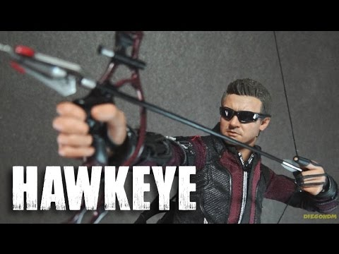 Hot Toys HAWKEYE AoU REVIEW / DiegoHDM