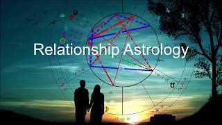 Relationship Astrology - The Natal/Progressed Composite Charts