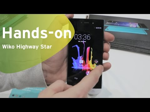 Wiko Highway Star hands-on (Dutch)